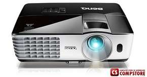 Проектор BenQ MS614 Projector (2700 lumens, SVGA (800 x 600) Resolution, 2600 : 1 contrast ratio, 3000 Hrs lamp life,  3D Ready, USB Wireless option)
