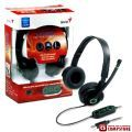Наушник Genius HS-03U Gaming Vibration