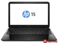 "Ноутбук HP 15-r184nr (K5E10EA) (Intel® Core™ i3-4005U / DDR3 4 GB/ HDD 500 GB/ HD 15.6""/ Bluetooth/ Wi-Fi/ Intel HD4400/ DVD RW)"