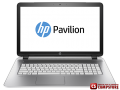 "Ноутбук HP Pavilion 17-f169nr (K6Y37EA) (Intel® Core™ i7-4510U/ DDR3 8 GB/ HDD 1000 GB/ Full HD 17.3""/ Bluetooth/ Wi-Fi/ nVidia GT840 2 GB/ DVD RW/ Win8.1)"