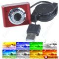 USB 2.0 Mini WebCamera 1.3 megapixel