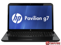 "Ноутбук HP Pavilion G7-2330er (D2G97EA) (AMD A10-4600M / DDR3 6 GB/ AMD Radeon 7670M 1 GB/ HDD 750 GB/ Display 17""3 LED/ DVD RW/ Bluetooth/ Wi-Fi/ USB 3.0/ Cardreader)"