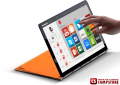 "Lenovo Yoga 3 Pro (80HE0191RK-N) (Intel® Core™ M-5Y71/ DDR3L 8 GB/ Intel HD5300/ SSD 512 GB/ 13.3"" QHD IPS Touch/ Win10)"
