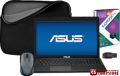 ASUS X55C-SI30202M (Intel® Core i3-2328M 2.2 GHz / DDR3 4 GB/ Intel GMA HD4000/ HDD 500 GB/ Display 15