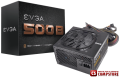 EVGA 500W Power Supply (P/N: 100-W1-0500-KR)