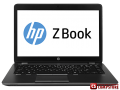 "HP ZBook 14 Mobile Workstation (F0V02EA) Мобильная рабочая станция (Intel® Core™ i7-4600U / DDR3 4 GB/ SSD 24 GB HDD 750 GB/ AMD FirePro M4100 1 GB/ Full HD LED 14""/ Win8 64)"