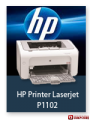 HP LaserJet p1102 Printer (C651A)