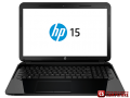 "Ноутбук HP 15-g000sr (F7R94EA) (AMD E1-2100 / DDR3 2 GB/500 GB HDD/ AMD Radeon HD 8210/ LED 15.6""/ Wi-Fi/ Webcam/ DVD RW/ Bluetooth)"