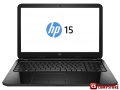 HP 15-r049er (J1W86EA) (Intel® Core™ i3-3217U/ DDR3 4 GB/ Intel GMA/ 500 GB HDD/ HD 15.6