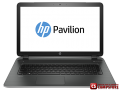 "Ноутбук HP Pavilion 17-f077er (K3C84EA) (Core™ i3-4030U/ DDR3 4 GB/ GeForce GT830 2 GB/ 500 GB HDD/ LED HD+ 17.3"" / Bluetooth/ Wi-Fi/ DVD RW)"