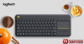 Keyboard Logitech K400 Plus (Wireless Touch)