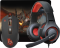 Gaming Set Defender Devourer MHP-006 (Mouse | PAD | Headset)
