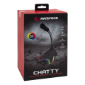 Rampage Chatty RGB SN-RMX2 Gaming Microphone