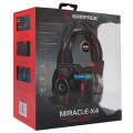 Rampage Miracle X4 7.1 RGB Gaming Headphone
