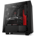 NZXT S340 Elite Black & Red Computer Case