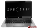 "Ультрабук HP Envy Spectre XT 13-2100er (C1P18EA)  (Intel® Core™ i5-3317U/ DDR3 4 GB/ SSD 128 GB/ Display WLED 13""3/ Intel GMA 4000/ Wi-Fi/ Bluetoth/ USB 3.0/ Windows 8 64 bit)"