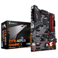 Mainboard Gigabyte Z370 AORUS Gaming 3 (1151 | DDR4 | DVI | USB 3.1 | M2 | HDMI | KillerLan Gigabit)